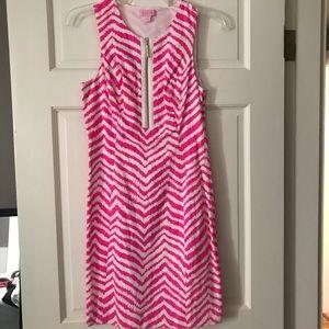 Lilly Pulitzer zebra dress